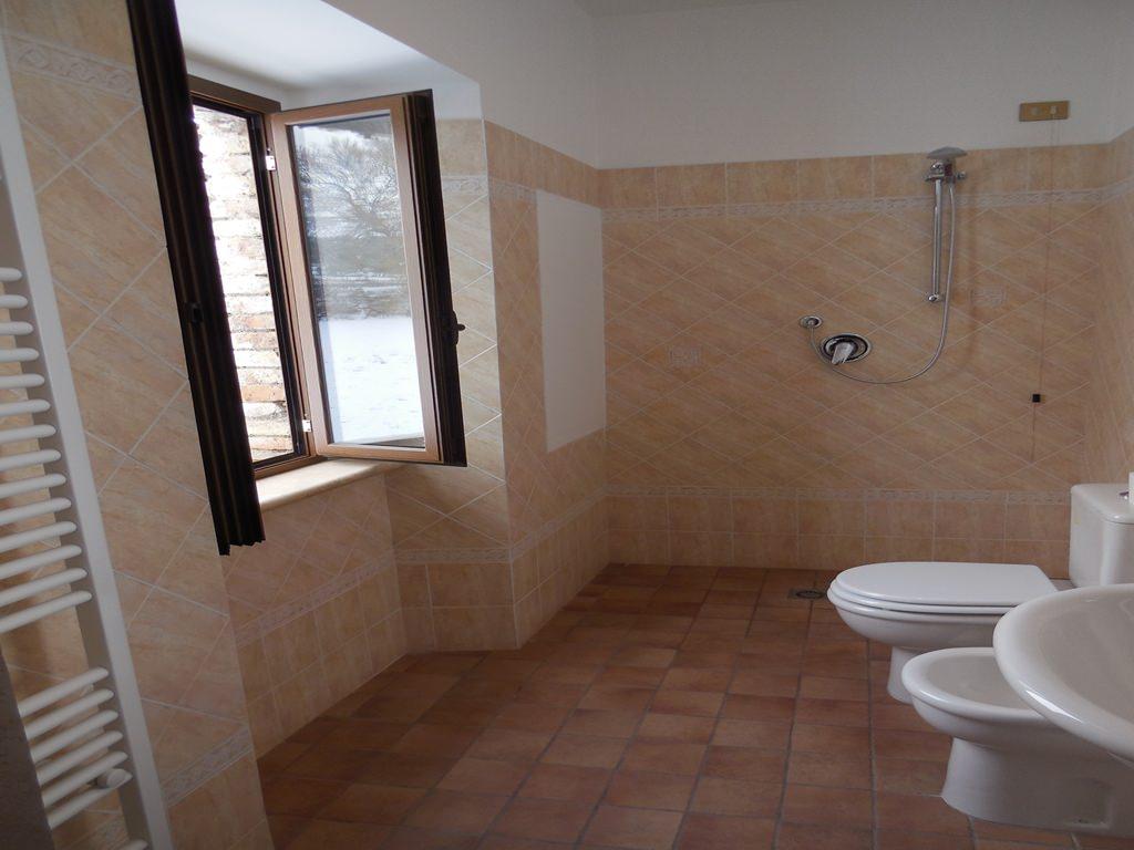 Conca D'Oro - Bagno camera